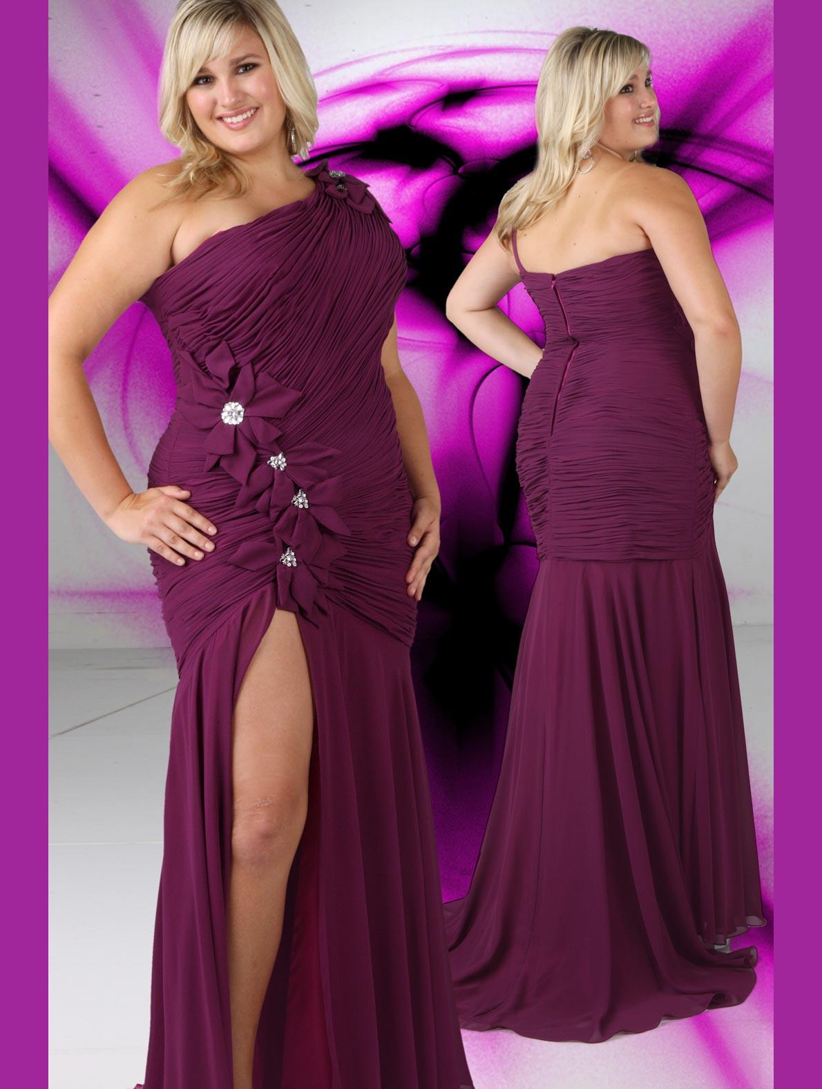 Вечерние Платья Большого Размера
