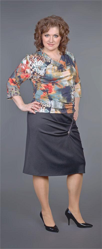 Одежда Для Полных Женщин Леди Шарм
