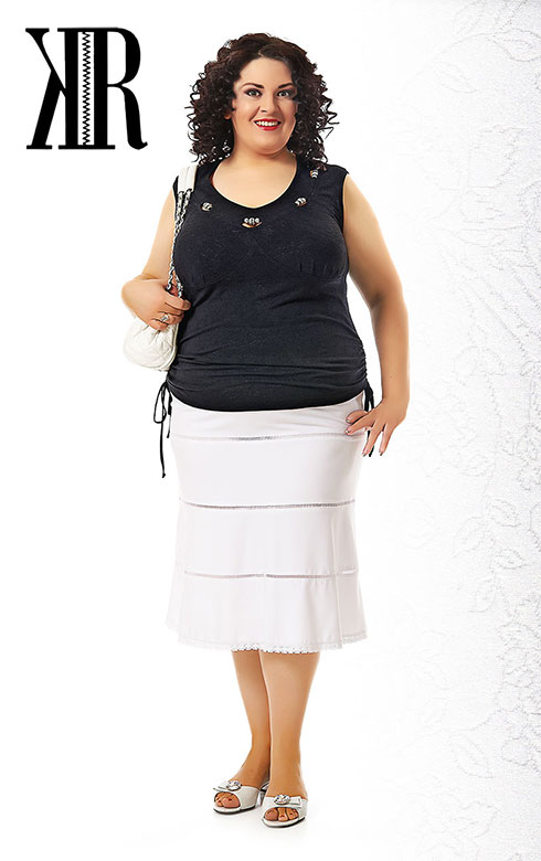Женская Элегантная Одежда Больших Размеров Доставка