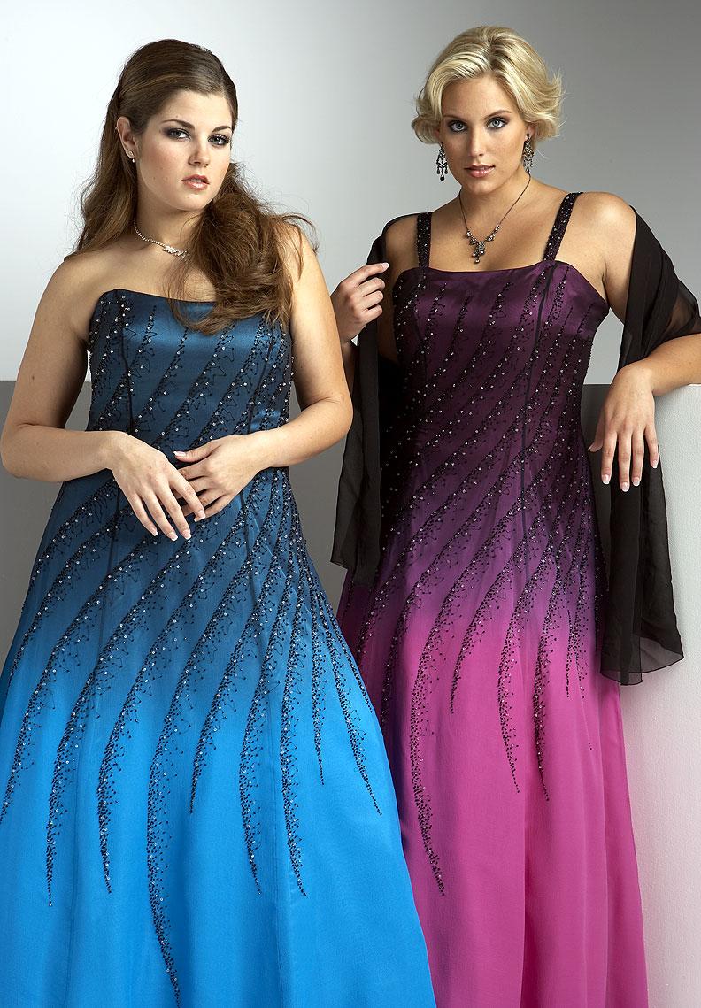 Серия сообщений вечерние платья