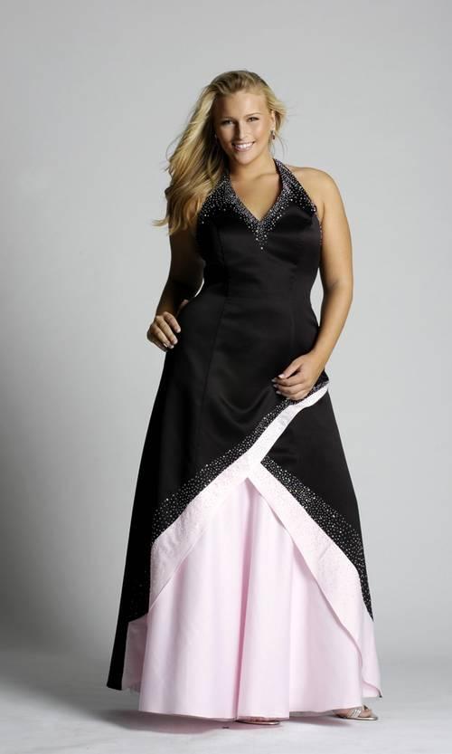 Шикарные платья пышкам от 690 р